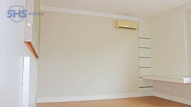 Apartamento com 3 dormitórios para alugar, 350 m² por r$ 4.700/mês - ponta aguda - blumena - Foto 14