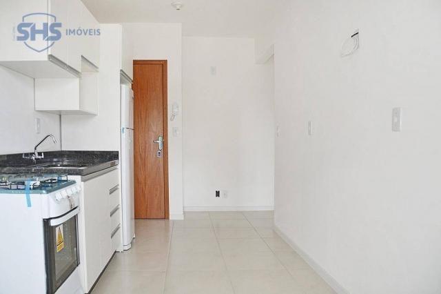 Aluguel sem fiador - apartamento com 1 dormitório para alugar, 29 m² por r$ 828/mês - salt - Foto 2