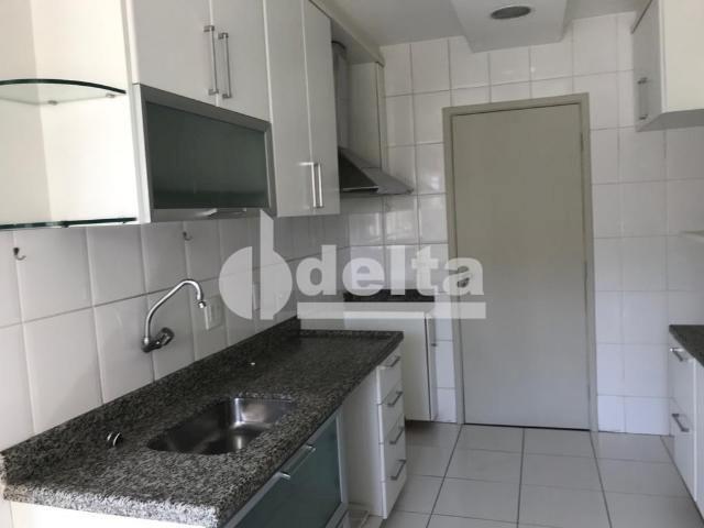 Apartamento para alugar com 3 dormitórios em Saraiva, Uberlândia cod:606262 - Foto 11