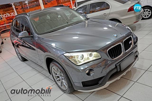 BMW X1 2015/2015 2.0 16V TURBO ACTIVEFLEX SDRIVE20I 4P AUTOMÁTICO - Foto 4