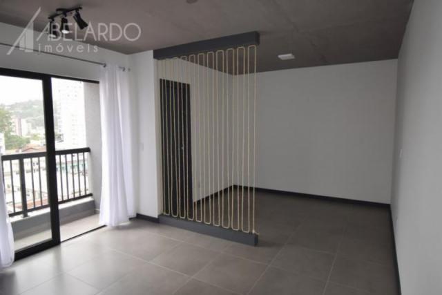 Abelardo imóveis - aluga apartamento estilo loft, com 35,89m², contendo 1 dormitório. - Foto 3