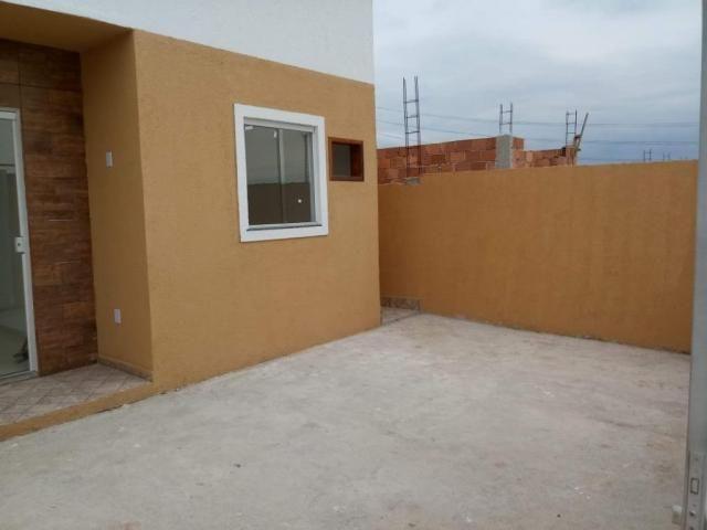 Casa com 2 dormitórios à venda, 53 m² - parque são vicente - belford roxo/rj - Foto 5