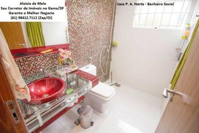 Aloisio Melo Vde: 350m², Terrea, 4 Qtos (1 Suite c/closet), Toda com armários, Porcelanato - Foto 16