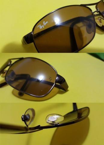 Óculos de Sol Ray Ban Masculino Original - Bijouterias, relógios e ... e20356cff5