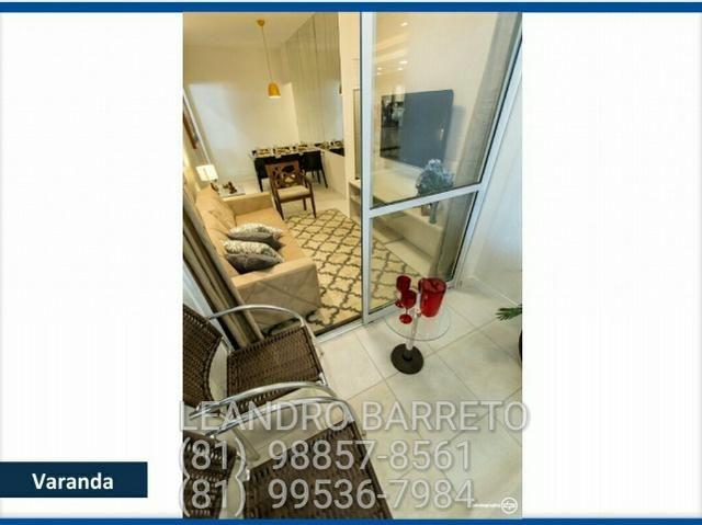 Vila do Frio Condomínio club 3 qrts 1 suite 64m, com piscina e Varanda e Suite (Promoção) - Foto 7