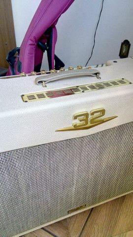 Amplificador Valvulado Crate Custom 2x12 - Foto 3