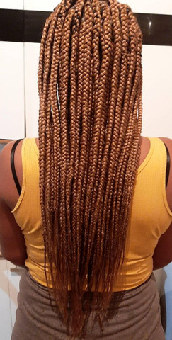 Tranças box braids  - Foto 4