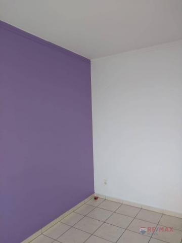 Apartamento com 2 dormitórios para alugar, 45 m² por R$ 650,00/mês - Residencial Ana Célia - Foto 8