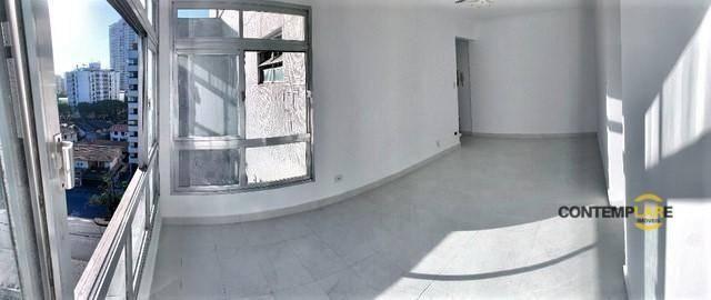 Apartamento com 3 dormitórios à venda, 98 m² por R$ 575.000,00 - Ponta da Praia - Santos/S - Foto 7