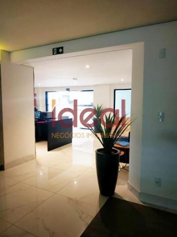 Flat para aluguel, 1 quarto, 1 suíte, Centro - Viçosa/MG - Foto 4