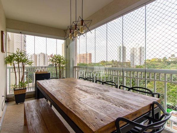 Apartamento com 3 dormitórios à venda, 129 m² por R$ 1.250.000 - Parque Prado - Campinas/S - Foto 7