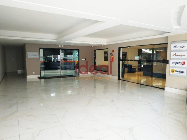Flat para aluguel, 1 quarto, 1 suíte, Centro - Viçosa/MG - Foto 2