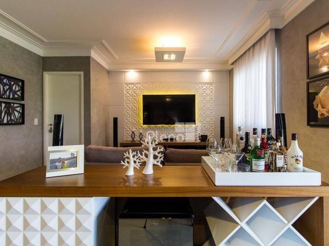 Apartamento com 3 dormitórios à venda, 129 m² por R$ 1.250.000 - Parque Prado - Campinas/S - Foto 2