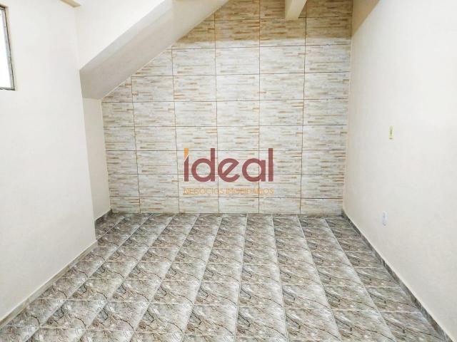 Apartamento para aluguel, 2 quartos, 1 vaga, JK - Viçosa/MG - Foto 4