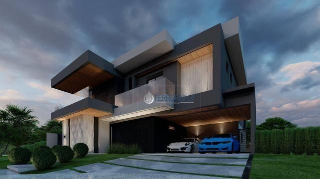 Casa com 4 dormitórios à venda, 450 m² por R$ 2.067.000,00 - Urbanova - São José dos Campo