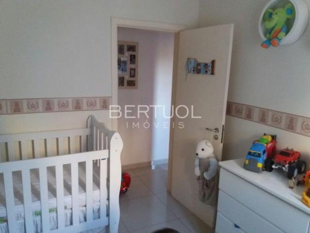Apartamento à venda, 3 quartos, 2 vagas, Eleganza Residence - Vinhedo/SP - Foto 3