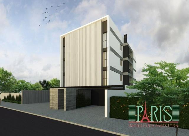 Apartamento à venda com 2 dormitórios em Iririú, Joinville cod:367 - Foto 4
