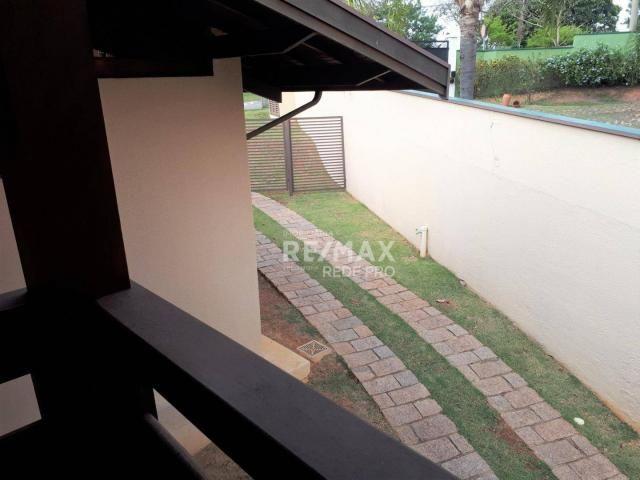 Casa com 3 dormitórios para alugar, 500 m² por R$ 7.300,00/mês - Condomínio Vista Alegre - - Foto 15
