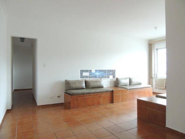 Apartamento AMPLO com 2 dormitórios e dependência em Santos - Foto 4
