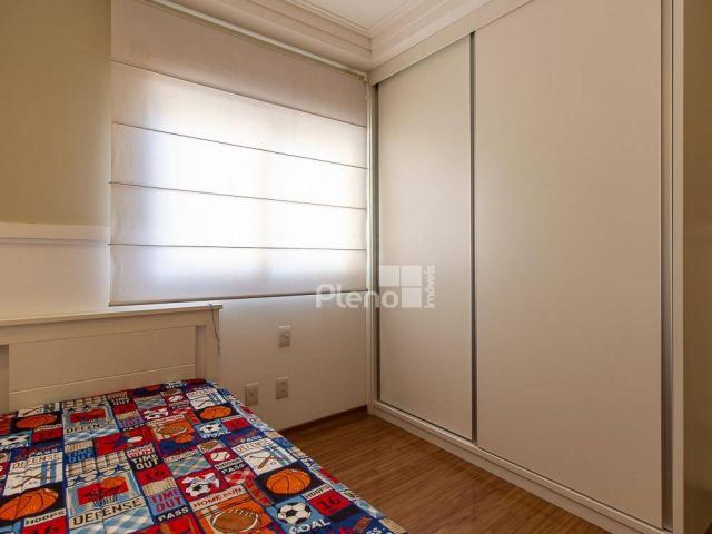 Apartamento com 3 dormitórios à venda, 129 m² por R$ 1.250.000 - Parque Prado - Campinas/S - Foto 15