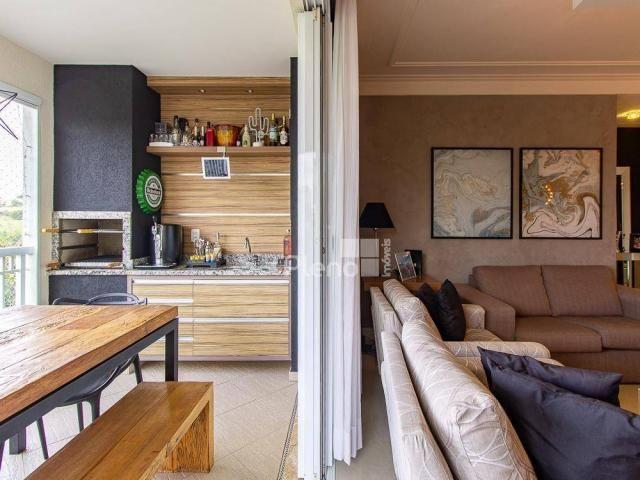 Apartamento com 3 dormitórios à venda, 129 m² por R$ 1.250.000 - Parque Prado - Campinas/S - Foto 4