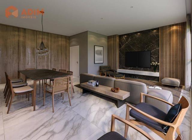 Apartamento á venda no 135 Jardins em Balneário Camboriú, com 04 suítes, amplo living e ch - Foto 4