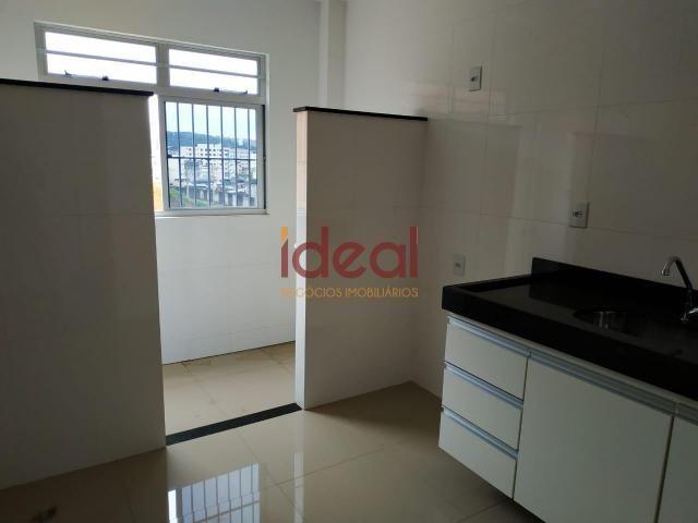Apartamento para aluguel, 2 quartos, 1 vaga, Santo Antônio - Viçosa/MG - Foto 4