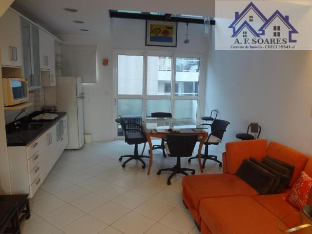 Vendo apartamento tipo loft duplex, com 69 m2, 1 dormitorio, 1 suite, 1 vaga - Foto 18