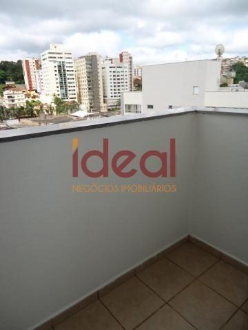 Cobertura à venda, 4 quartos, 4 suítes, 2 vagas, Centro - Viçosa/MG - Foto 2