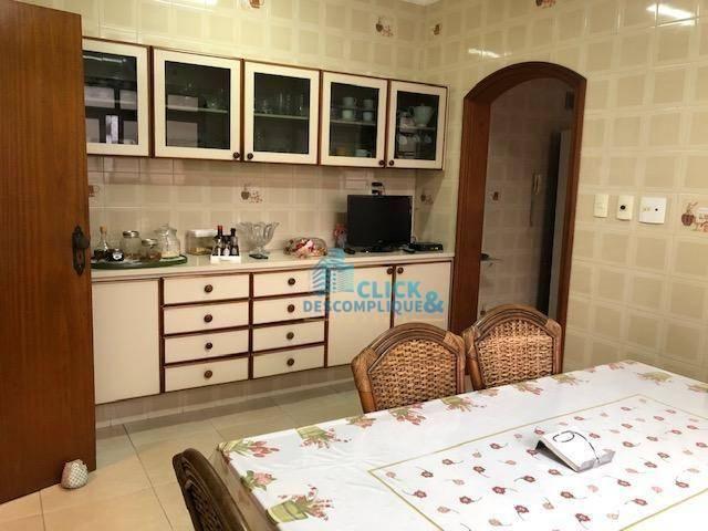 Apartamento com 4 dormitórios à venda, 248 m² por R$ 1.064.000,00 - Boqueirão - Santos/SP - Foto 19