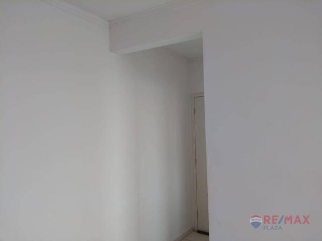 Apartamento com 2 dormitórios para alugar, 45 m² por R$ 650,00/mês - Residencial Ana Célia - Foto 7