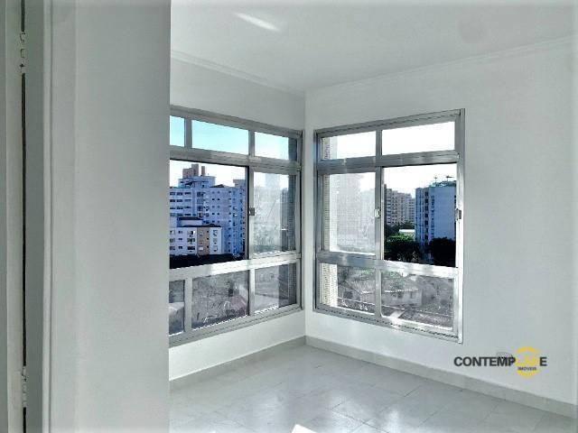 Apartamento com 3 dormitórios à venda, 98 m² por R$ 575.000,00 - Ponta da Praia - Santos/S - Foto 9
