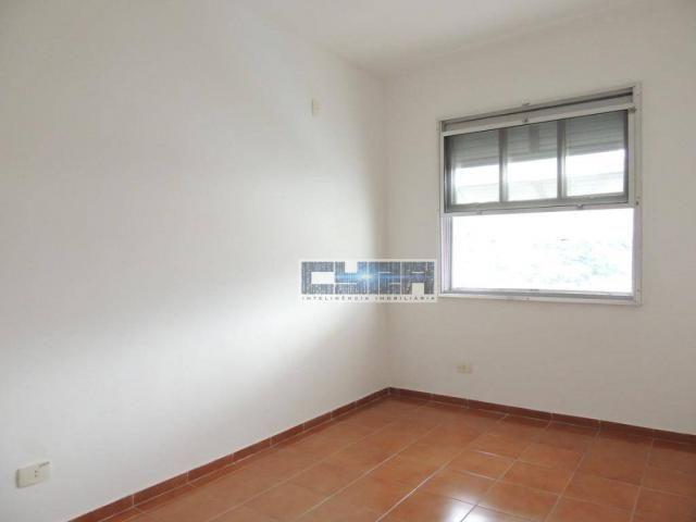 Apartamento AMPLO com 2 dormitórios e dependência em Santos - Foto 13