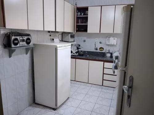 Apartamento à venda com 2 dormitórios em Gonzaga, Santos cod:1112 - Foto 5