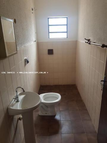 Casa para Locação em Presidente Prudente, GUANABARA, 1 dormitório, 1 banheiro, 1 vaga - Foto 5