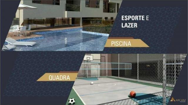 Apartamento à venda, 90 m² por R$ 545.789,00 - Jardim Oceania - João Pessoa/PB - Foto 4