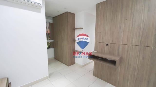 Apartamento com 3 dormitórios para alugar, 72 m² por R$ 1.595,94/ano - Neópolis - Natal/RN - Foto 11