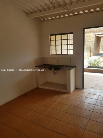 Casa para Locação em Presidente Prudente, GUANABARA, 1 dormitório, 1 banheiro, 1 vaga - Foto 7