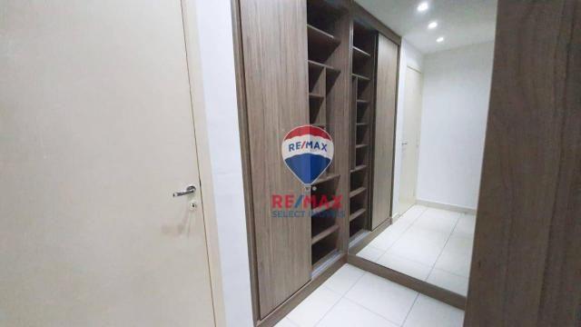 Apartamento com 3 dormitórios para alugar, 72 m² por R$ 1.595,94/ano - Neópolis - Natal/RN - Foto 8