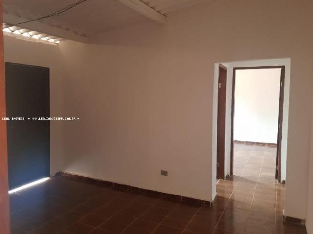 Casa para Locação em Presidente Prudente, GUANABARA, 1 dormitório, 1 banheiro, 1 vaga - Foto 6