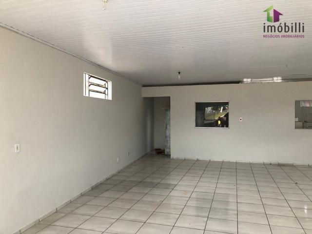 Sala Comercial térrea de esquina em Mangueirinha PR - Foto 2
