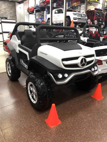 Buggy Mercedes elétrico Infantil desconto pagamento a vista