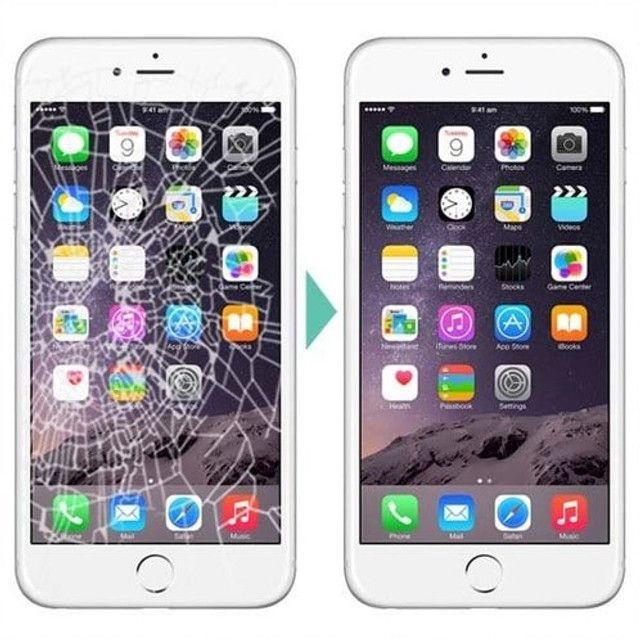 Display, tela Iphone 7 em 12 x sem juros, Já colocada com garantia Mobiphone