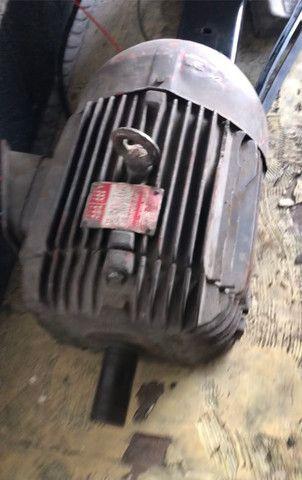 Motor 10cv weg
