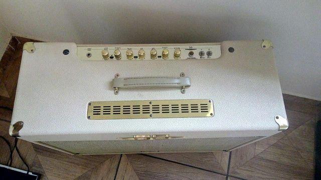 Amplificador Valvulado Crate Custom 2x12 - Foto 4