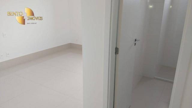 ED ROYAL PRESIDENT - Apartamento com 4 dormitórios à venda, 237 m² por R$ - Bosque - Cuiab - Foto 2