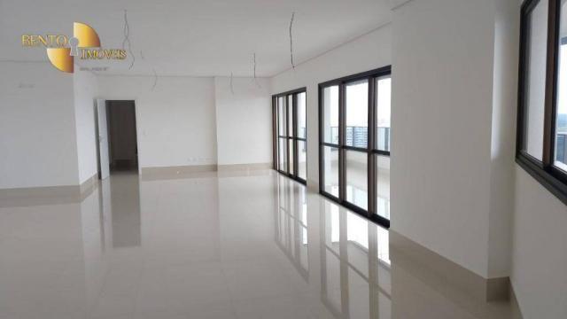 ED ROYAL PRESIDENT - Apartamento com 4 dormitórios à venda, 237 m² por R$ - Bosque - Cuiab - Foto 13