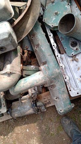 Peças motor Scania 113 - Foto 5
