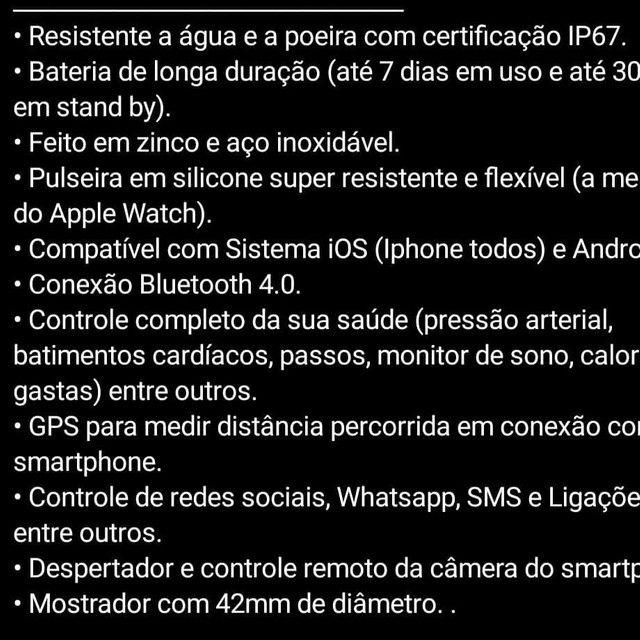 Smartwatch F8  - Foto 6