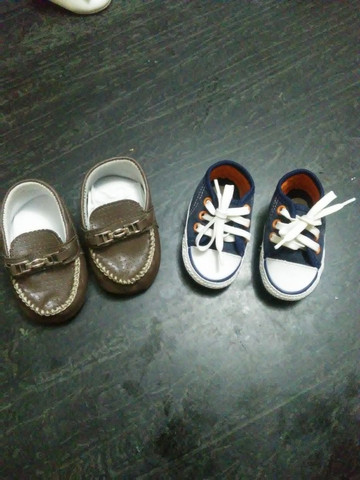 Calçados de menino